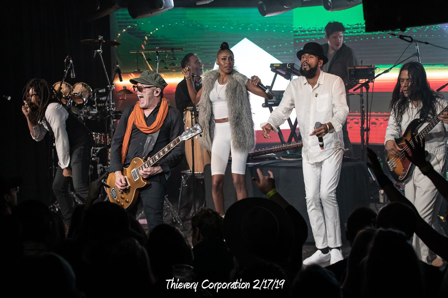 Thievery Corporation 2/17/19