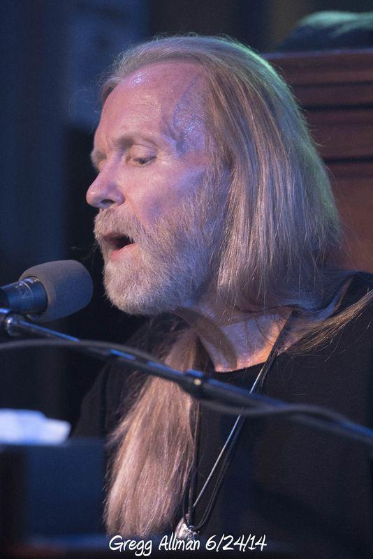 Gregg Allman 6/24/14