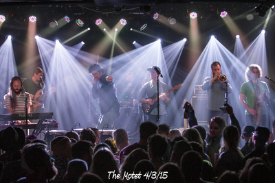 The Motet 4/3/15