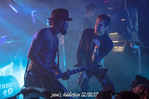Jane's Addiction 12/31/17
