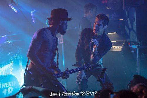 Jane's Addiction 12/31/17