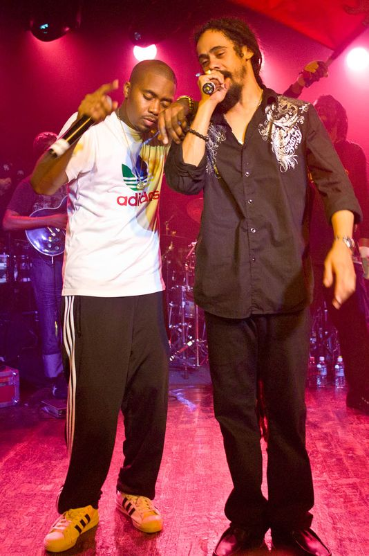 Damian Marley & Nas 8/13/10