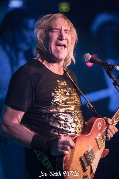 Joe Walsh 9/17/16
