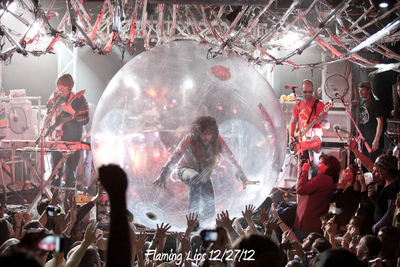 Flaming Lips 12/27/11