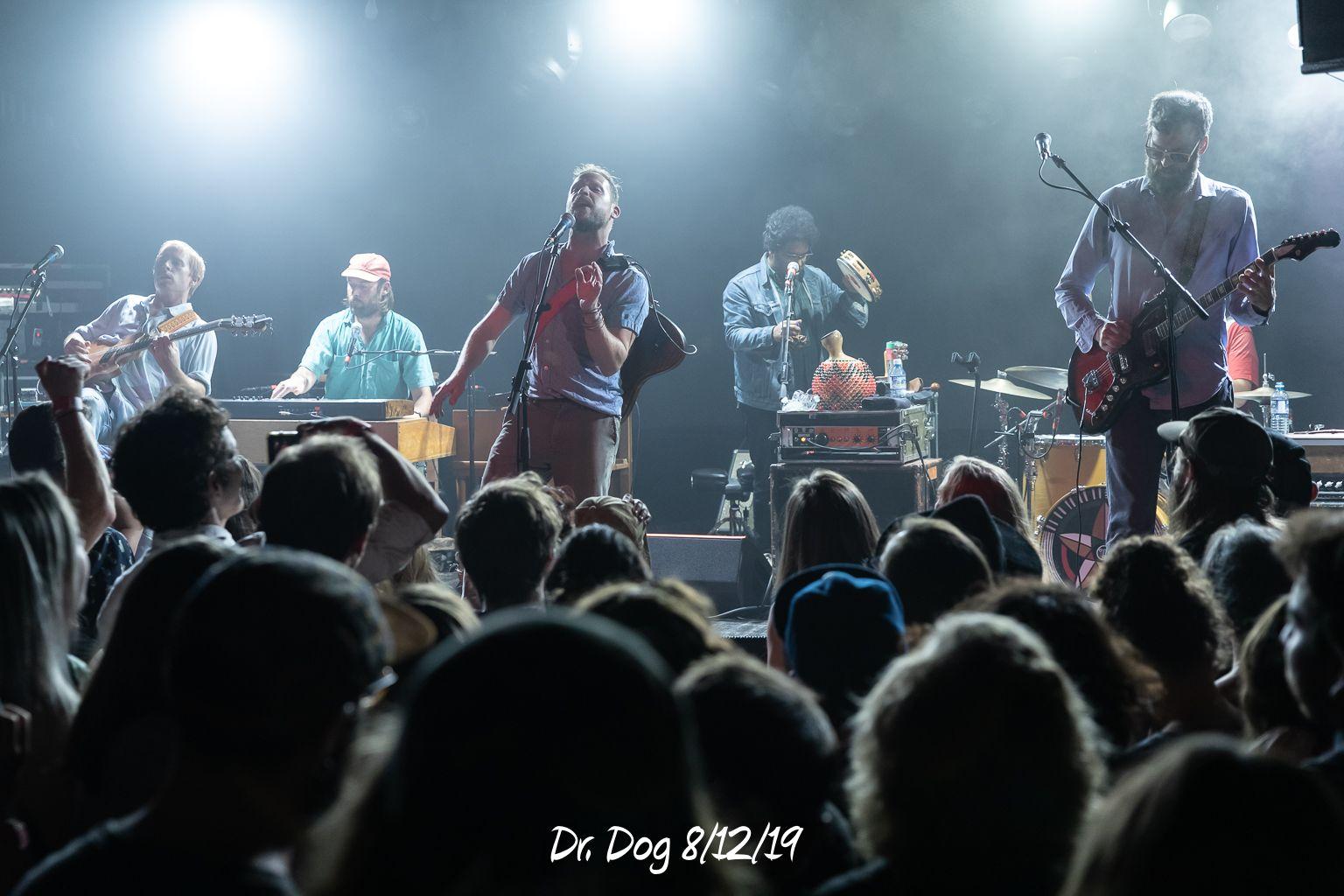 Dr. Dog 8/12/19