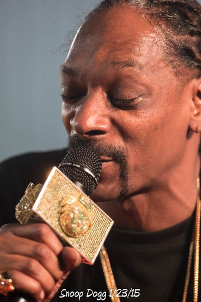 Snoop Dogg 1/23/15