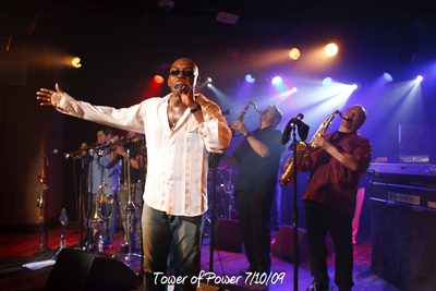 Tower of Power 7/10/09