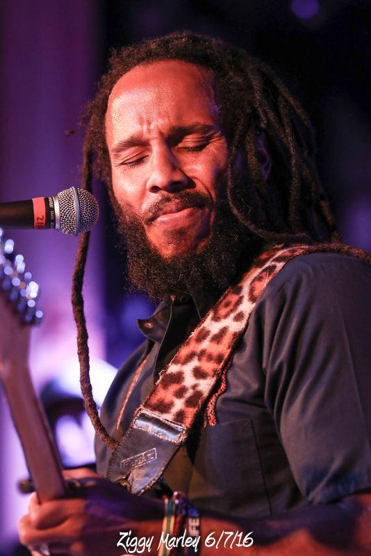 Ziggy Marley 6/7/16