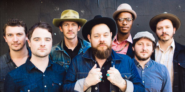 KSPN Presents MountainSummit Late Night: Nathaniel Rateliff & The Night Sweats