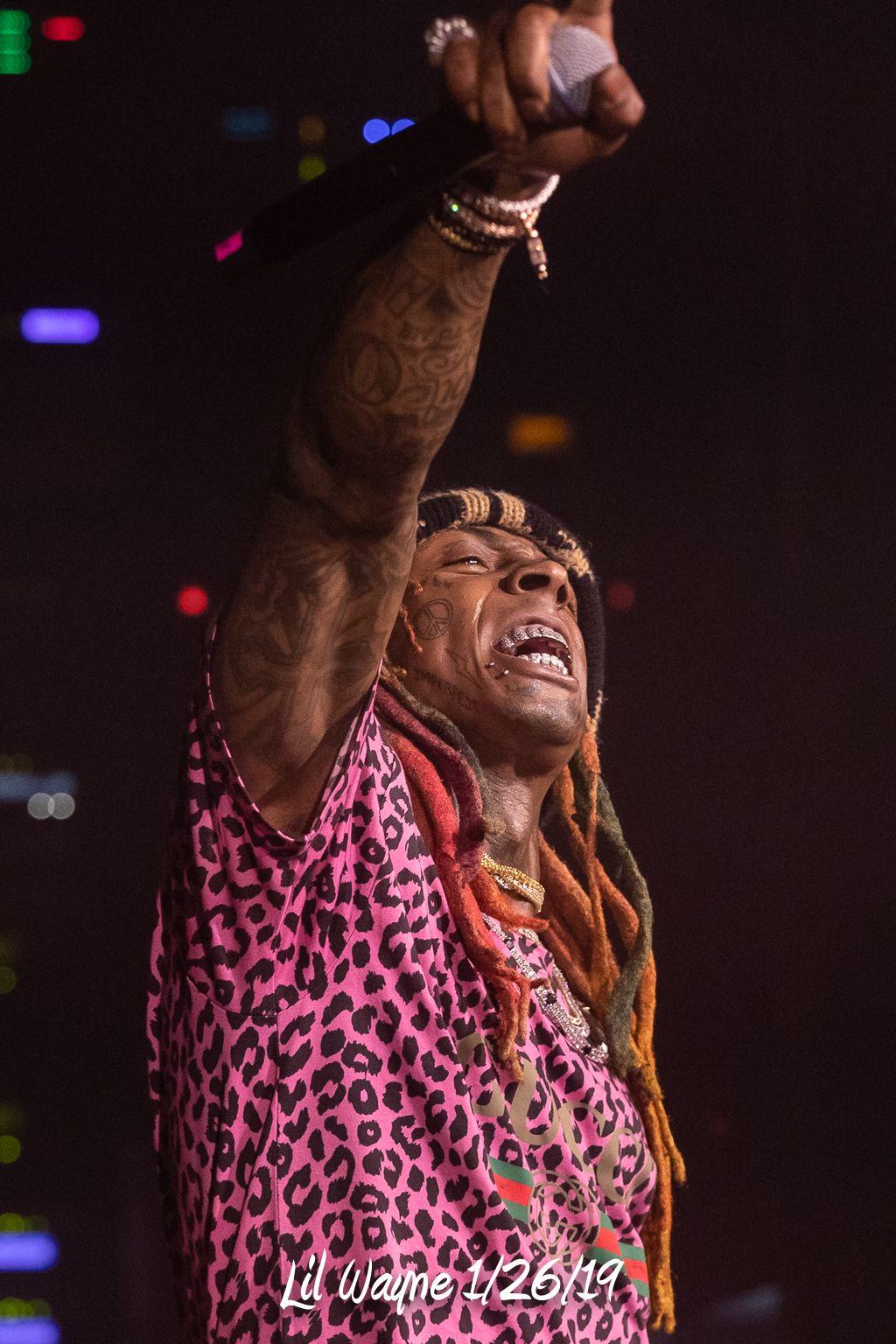 Lil Wayne 1/26/19