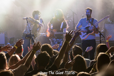 Young The GIant 7/10/16