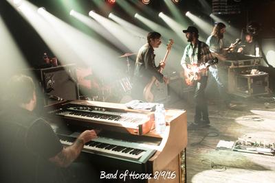 Band of Horses 8/9/16