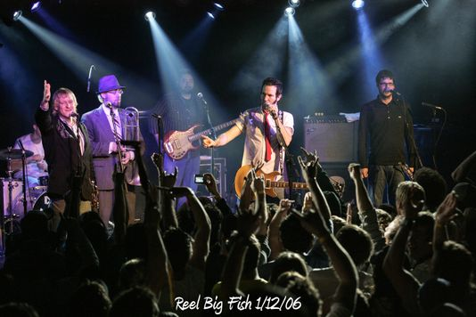 Reel Big Fish 1/12/06