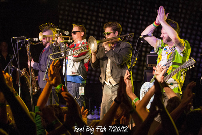 Reel Big Fish 7/20/12