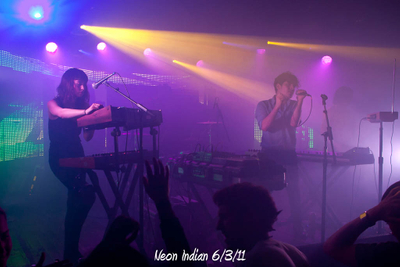 Neon Indian 6/3/11