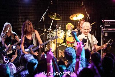The Go-Go's 8/23/11
