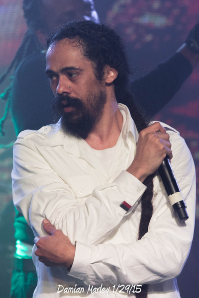 Damian Marley 1/29/15