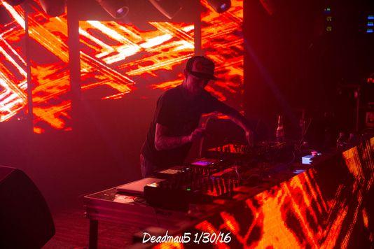 Deadmau5 1/30/16