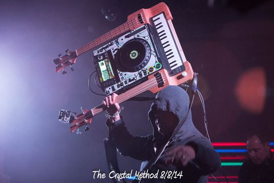 The Crystal Method 8/8/14