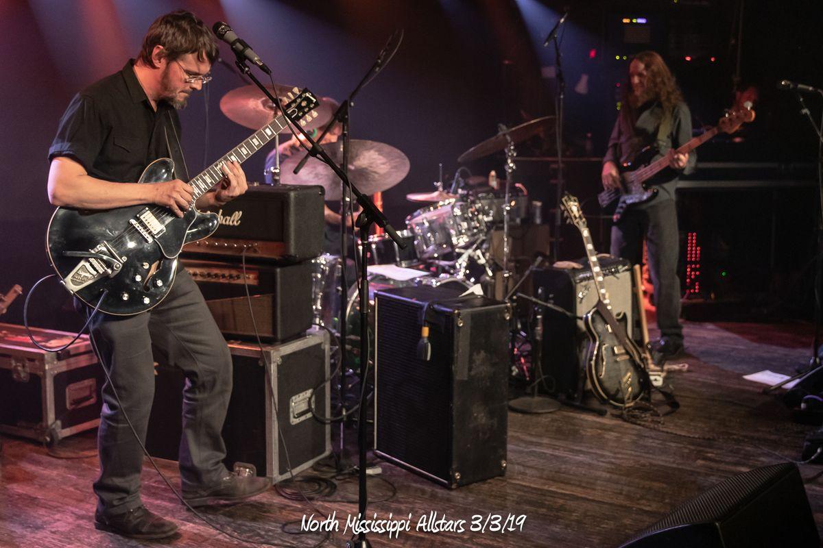 North Mississippi Allstars 3/3/19