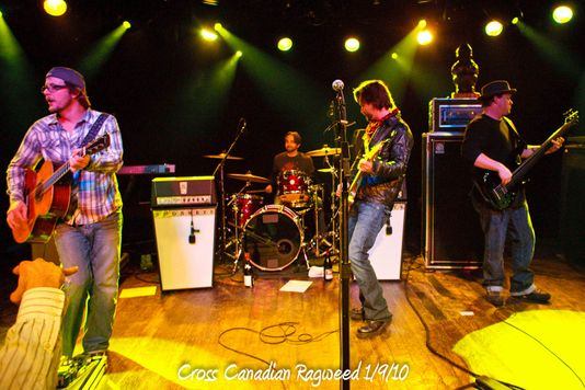 Cross Canadian Ragweed 1/9/10