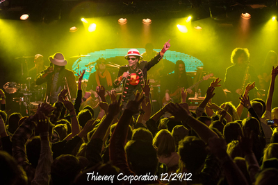 Thievery Corporation 12/29/12