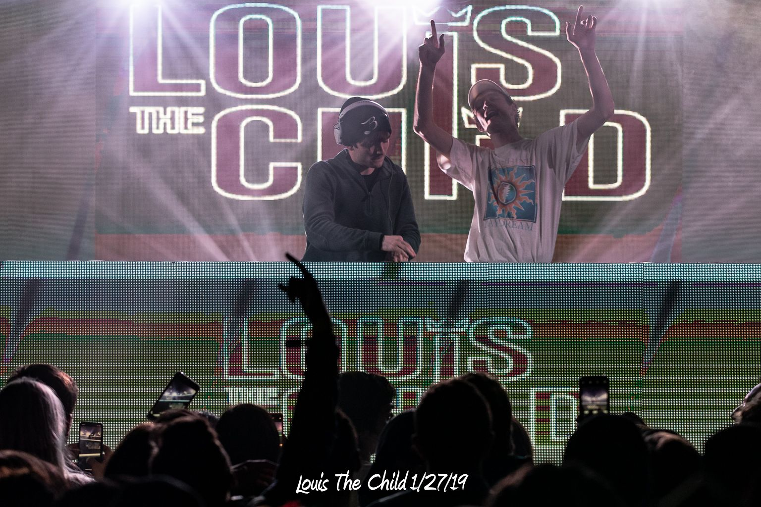 Louis The Child 1/27/19