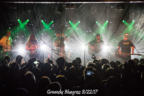 Greensky Bluegrass 3/22/17