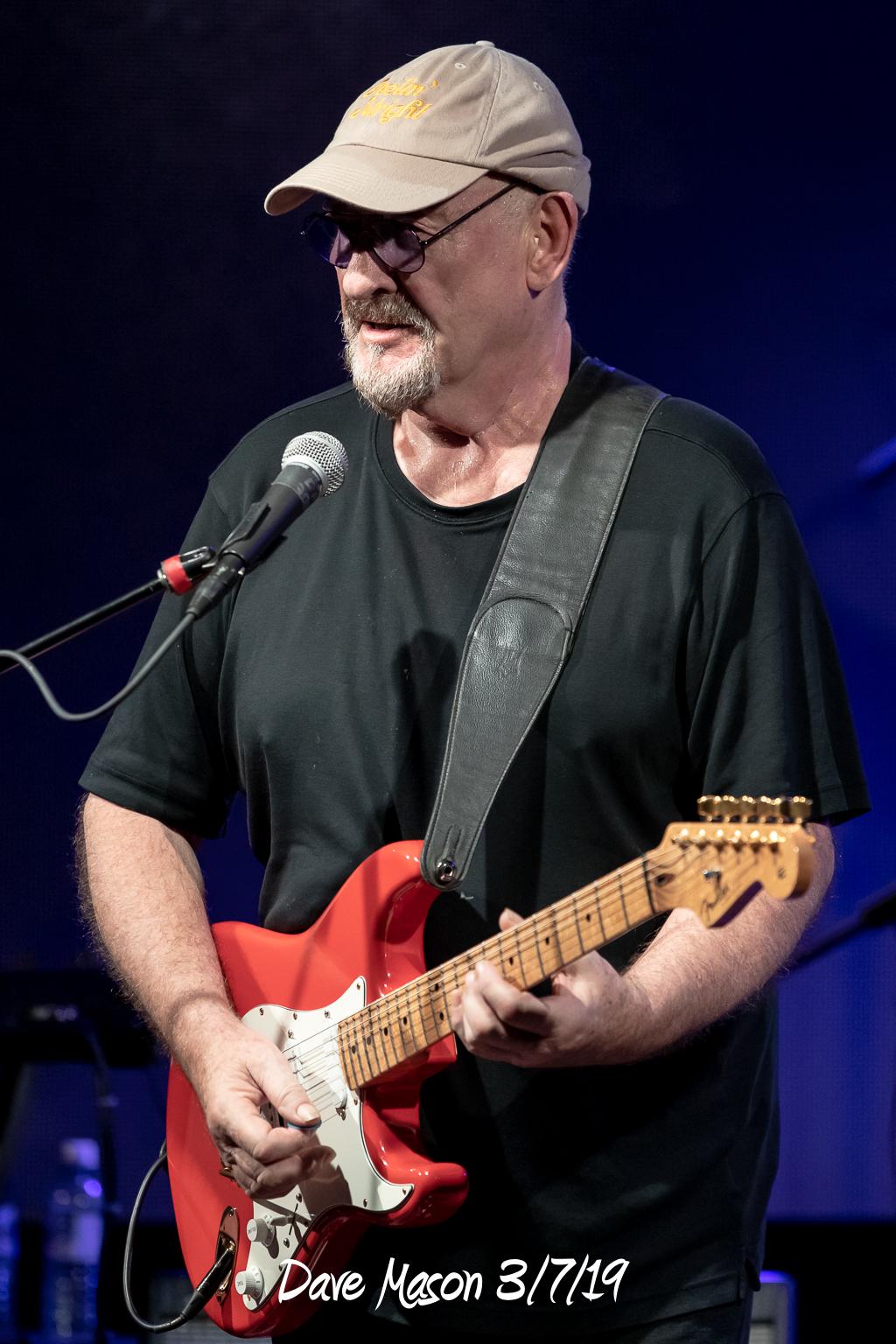 Dave Mason 3/7/19