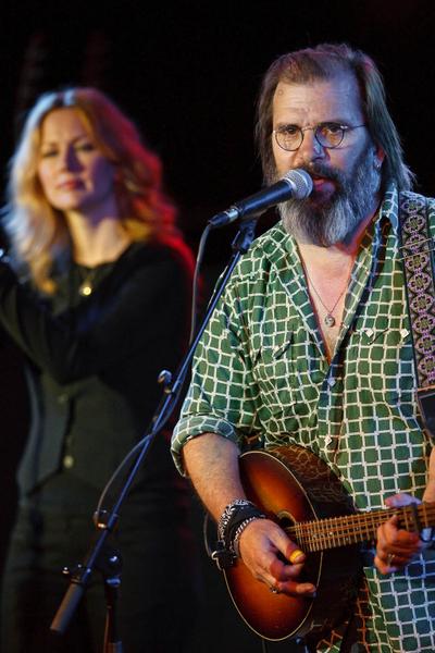 Steve Earle with Allison Moorer 7/7/08