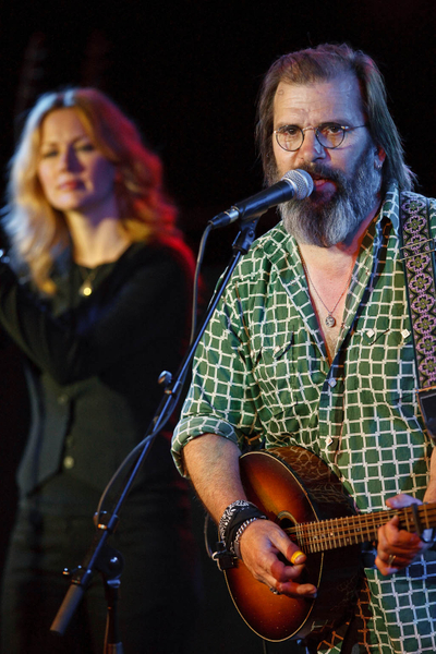 Steve Earle with Allison Moorer 7/7/08