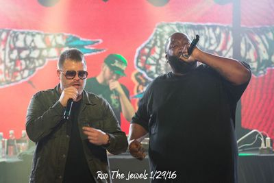Run The Jewels 1/29/16