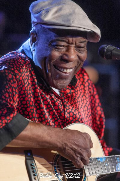 Buddy Guy 9/2/12