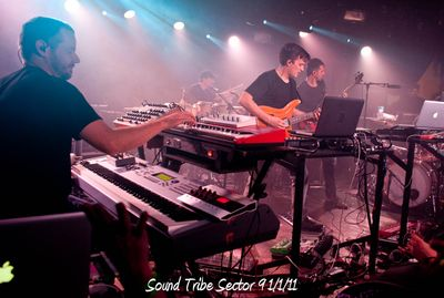 Sound Tribe Sector 9 1/1/11