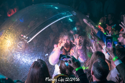 Flaming Lips 12/29/16