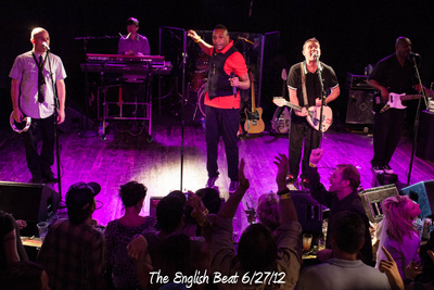 The English Beat 6/27/12