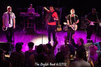 The English Beat 6/27/12
