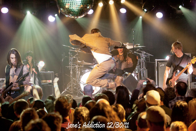 Jane's Addiction 12/30/11