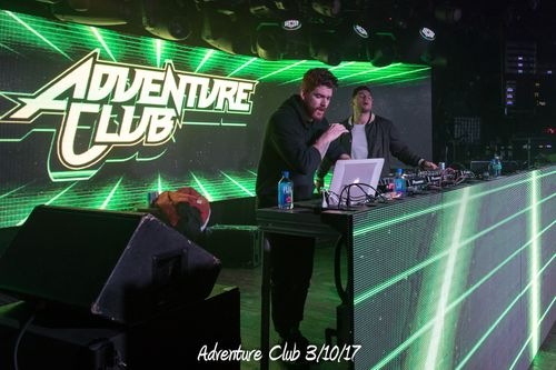 Adventure Club 3/10/17