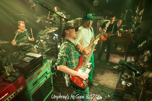 Umphrey's McGee 3/17/16