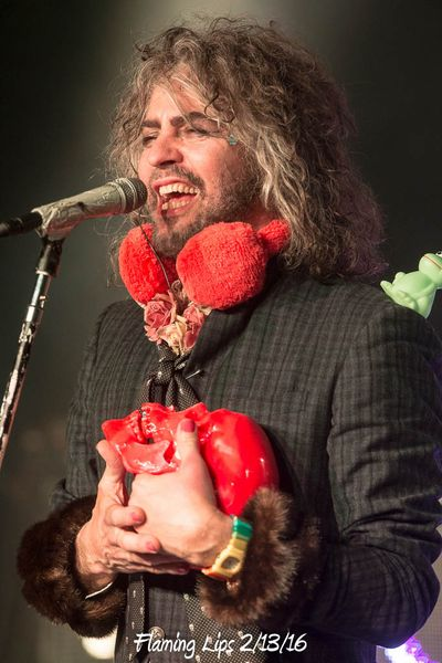 Flaming Lips 2/13/16