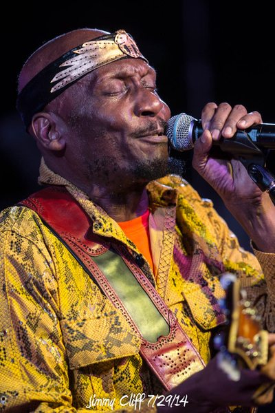 Jimmy Cliff 7/29/14