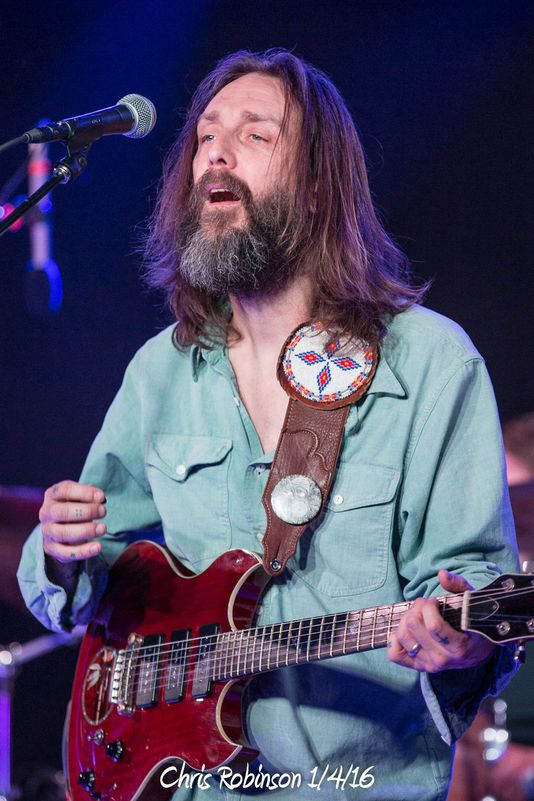 Chris Robinson 1/4/16