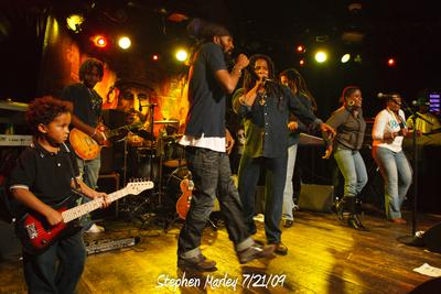 Stephen Marley 7/21/09