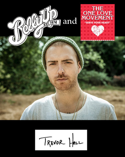 The One Love Movement Presents Trevor Hall