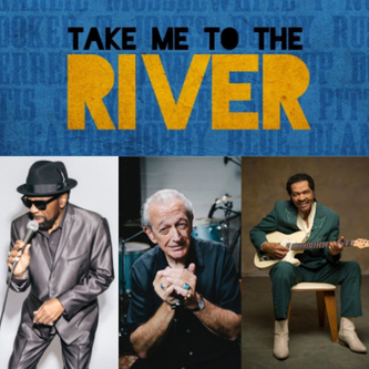 Take Me To The River - William Bell, Charlie Musselwhite & Bobby Rush