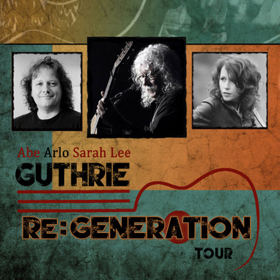 ARLO GUTHRIE: The Re:Generation Tour