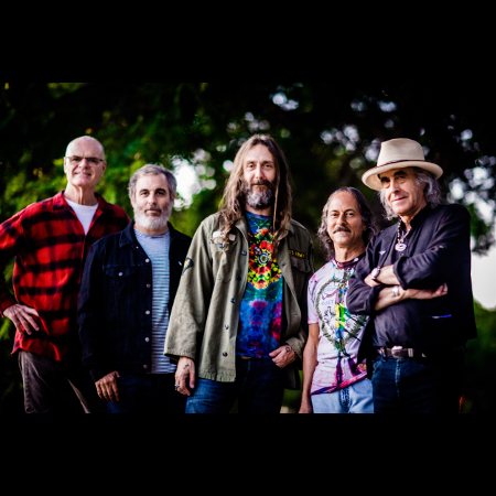 Green Leaf Rustlers ft. Chris Robinson, Barry Sless, Pete Sears and more!