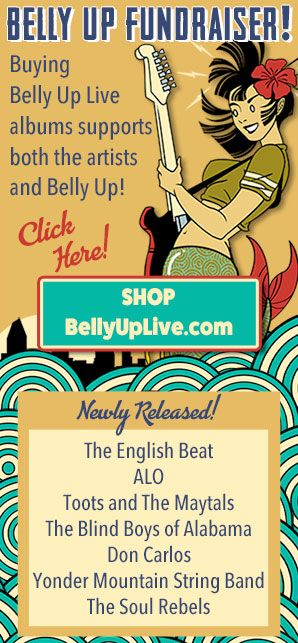 Belly Up Fundraiser