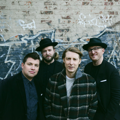 Eric Hutchinson & The Believers - The Modern Happiness Tour